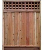 A Comprehensive Overview On Home Decoration In 2020 Wood Fence Cedar Fence Fence Panels