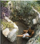 A dream shower in the garden to cool off in the summer! 20 ideas that inspired … #cooling …