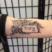 45 umwerfende Tattoo-Zitate, die dich dazu inspirieren, ein einziges zu haben #inspire #quotes #s …