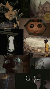 Trendy Wallpapers For Android Iphone Lock Screen Wallpaper Lock Screen Wallpaper Iphone Coraline Art Coraline Aesthetic Coraline