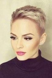 35 Pretty #pixie Haircuts for Thick Hair in 2019, …