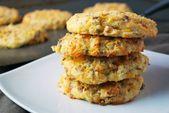 Keto Diet Friendly Savory Breakfast Cookies- Amees…