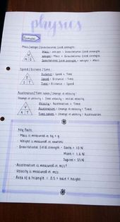 Science Notes College Study Inspiration 60+ Ideas For 2019