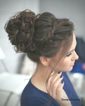 20 Most Delightful Prom Updos for Long Hair in 2019 Me Hair