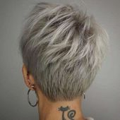 Idée coupe courte : Quick Hairstyles 2018 – 17
