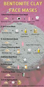 68 Ideas Diy Face Mask Clay