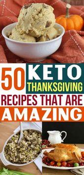 Diese Keto-Rezepte für Thanksgiving-Dinner sind die BESTEN !! Jetzt habe ich so viele …