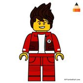 Lego Kai High School Outfit – #Hoch #Kai #Lego #Ausstattung #Schule   – lego illustration