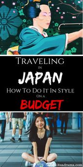 17 Things That will Surprise You When Backpacking In Japan- It's a Drama
