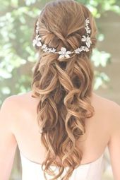 11 Cute & Romantic Hairstyle Ideas for Wedding - #hairstyle #ideas #romantic #wedding - #HairstyleBridesmaid