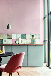 7 Bold color idea in the kitchen   House decoration ideas …
