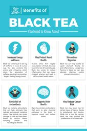What Is Black Tea Good For? Heart Health, Digestion, and 5 More Perks - Cup & Leaf 1