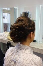 yskgjt.com: Frisuren Abiball Open Braided – Frisuren #Braided Hairstyles … -…, #Abibal …