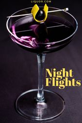 Mischen Sie das Vesperrezept mit einem Luftfahrtrezept und Sie erhalten den perfekten Cocktail. …