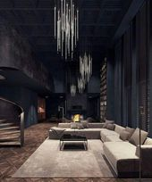 Top Amazing Modern Gothic Interior Design Ideas and Decor (33 Pictures