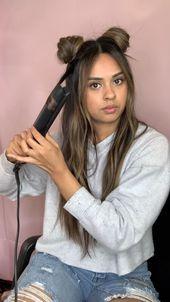 30 schöne Brötchen Modell — #Frisur #Brötchen Frisuren Sie können diese Brioche-Modelle problemlos in der Schule, bei der Arbeit oder bei Bespre…