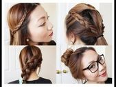 Fast easy hairstyles for medium hair – best hair ideas