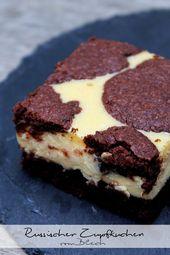 Photo of Een klassieker: Russische geplukte cake uit een blik • Chocoladecake en suikerparel