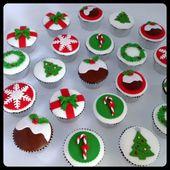 Christmas Cupcakes                                                              …  – Sweet Cakes & Cookies