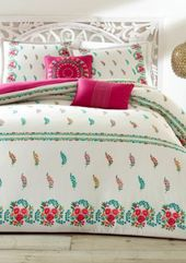 Azalea Skye  Myra Comforter Set - Open Natural - King