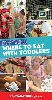 Beste Restaurants in Disney World mit Kleinkindern – Disney Trip