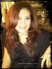 Hairstyle Untuk Rambut Tebal