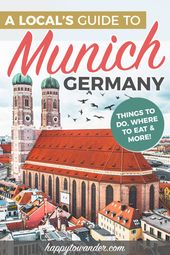 Munich City Travel Guide (by a Local): Everything You Need to Know