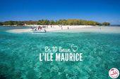 Prime 10 des lieux à visiter à l'Ile Maurice | Je Papote
