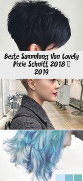 Beste Sammlung Von Lovely Pixie Schnitt 2018 – 2019