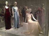 """Favorite Lauren Bacall Arrangements of Clothing – Fashion Institute of Technology Exhibition/Lauren Bacall """"The Look"""""""