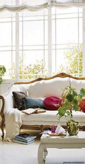 25 erstaunliche viktorianische Sofa-Ideen für elegantes Wohnzimmer