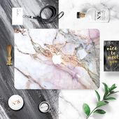 Macbook Skin Decal Sticker – Marble Stone
