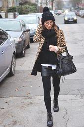 Cheetah is back :: How to wear animal print | Véjà Du Modeblog aus Deutschland / Fashion Blog from Germany