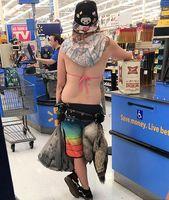 Garip Modaları Seven Walmart İnsanları (36 Fotoğraf) – Sayfa 4/4 – Kaçık