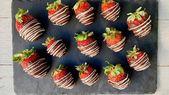 Chocolate Covered Strawberries #chocolatecoveredstrawberries
