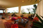 Una terraza para relajarse  – Terrazas para tomar el sol y vivir al aire libre