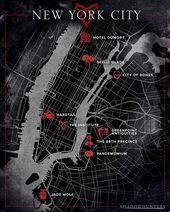 New York City, Schattenstil. #ShadowhuntersSeason ….