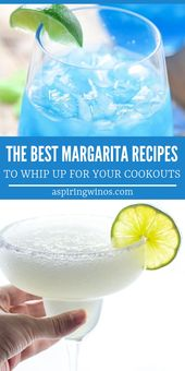 10 Delicious Margaritas To Make This Summer