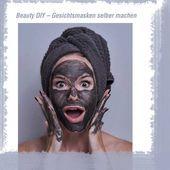 Machen Sie sich Gesichtsmasken: 4 Rezepte für strahlend schöne Haut   – Skinfl…