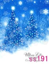 Christmas Trees And Snow Ultralite Backdrop Christmas Photography Backdrops Printed Backdrops Backdrops Backgrounds