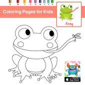 صور حيوانات للتلوين رسومات اطفال رسومات حيوانات الغابه للتلوين بالعربي نتعلم Free Printable Coloring Sheets Coloring Pages For Kids Coloring Books