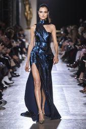 Défilé Elie Saab printemps-été 2019 Couture