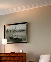 new-york art-deco style crown molding | Crown Molding | Pinterest ...