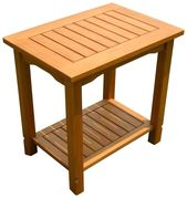 Garden Pleasure Gartentisch Santa Cruz Eukalyptusholz 50x35 Cm Braun Jetzt Bestellen Unte Gartentisch Rund Holz Gartentisch Holz Klappbar Gartentisch Holz