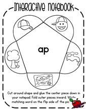 'ap' Word Family CVC Word Work KOSTENLOS – Education