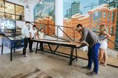 Illustrator Workspace WeWork's utopian vision of your future life—in the office - Fortune.   6.3. 20...