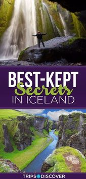 10 of Iceland's Best-Kept Secrets To Put on Your Travel Bucket List