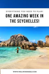 The Seychelles is paradise. It is an island nation on the Indian Ocean off the c...
