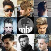 Langhaarmodelle – Beliebte Herrenhaarschnitte für langes Haar – Im Pin   – lange Haarmodelle – Best Haar Design