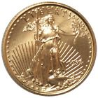 1998 5 American Gold Eagle 1 10 Oz Brilliant Uncirculated Coins Papermoney Gold Eagle Gold Eagle Coins Gold American Eagle